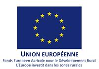 Logo du FEADER, financeur du GO PEI Pôle européen du chanvre
