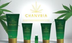 Chanvria est une marque de cosmétiques à base de chanvre