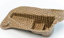 es matériaux composites sont un assemblage d'une matrice en polymère thermo-fusible et d'un renfort en fibres de chanvre