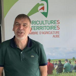 Le groupe technique procédés et production du Pôle européen du chanvre animé par Jean-Luc Follot, responsable Territoires à la Chambre d'agriculture de l'Aube.